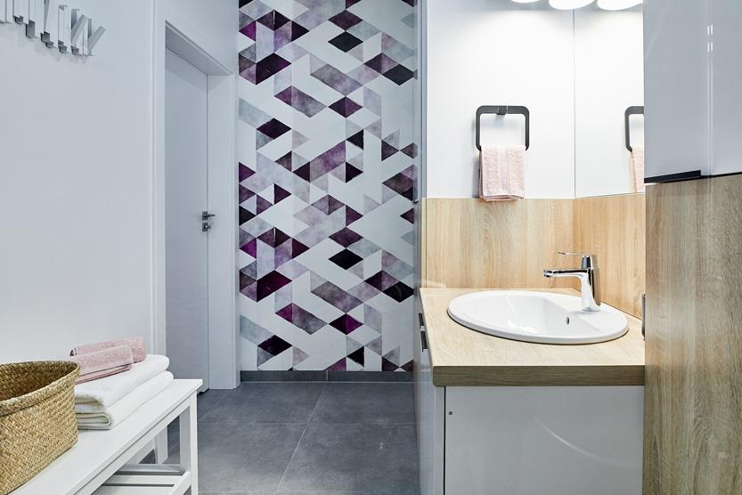 łazienka, lustro, apartament safran mojito apartamenty projekt wnętrz, architekt wrocław julia koczur koru 04